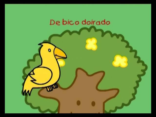 【歌詞】Papagaio Loiro (Músicas da Carochinha)